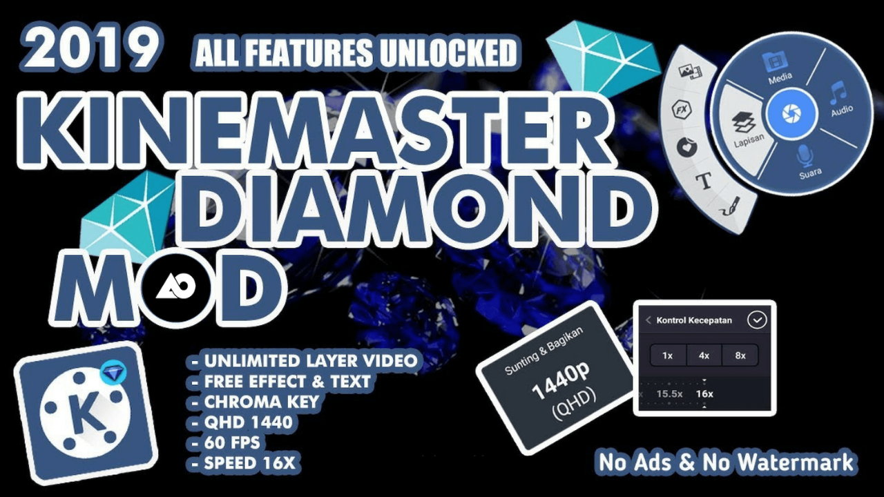 Kinemaster Diamond Apk 1